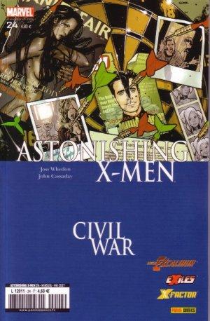 Astonishing X-Men # 24
