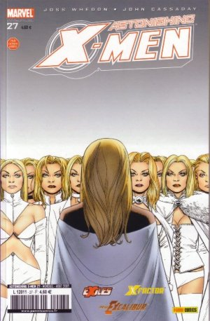 Astonishing X-Men # 27