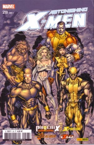 Astonishing X-Men # 28 Kiosque (2005 - 2011)
