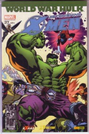 Astonishing X-Men # 37 Kiosque (2005 - 2011)