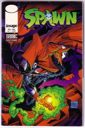 Spawn édition Kiosque (1995 - 2004)