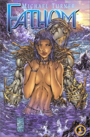 Michael Turner's Fathom édition TPB hardcover (cartonnée)