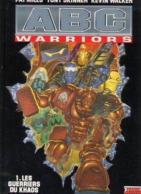 ABC Warriors édition Simple (1993)