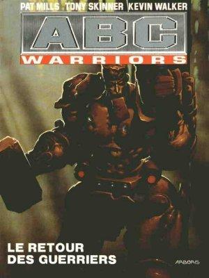 ABC Warriors édition Simple (1996 - 1997)
