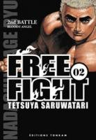 couverture, jaquette Free Fight - New Tough 2  (Tonkam)