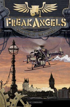 Freak Angels T.2