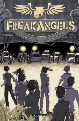 Freak Angels T.4