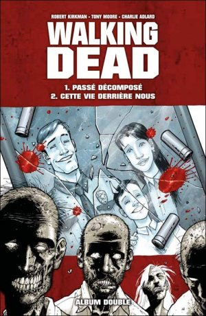 Walking Dead édition TPB softcover (souple)