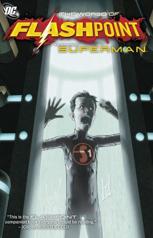 Flashpoint - Project Superman # 1 Simple