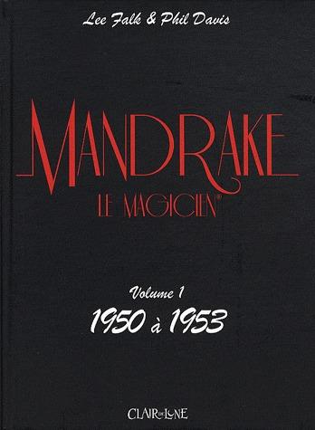 Mandrake Le Magicien édition Intégrale (2012)