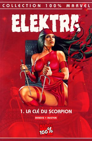 Elektra édition TPB softcover (souple) - Issues V2