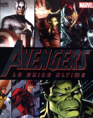 Avengers - Le guide ultime édition simple