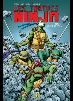 Les Tortues Ninja T.2