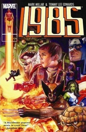 1985 édition TPB Hardcover