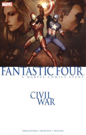 Civil war - Fantastic Four édition TPB Souple