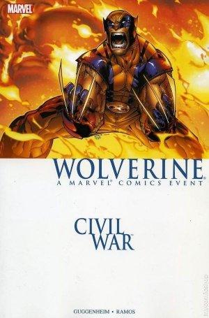 Civil war - Wolverine édition TPB Souple