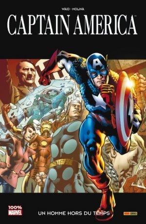 Captain America - Un Homme Hors du Temps édition TPB Softcover (souple)