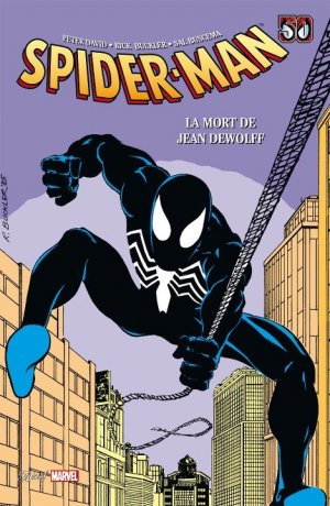 Spider-man - La mort de Jean Dewolff édition simple