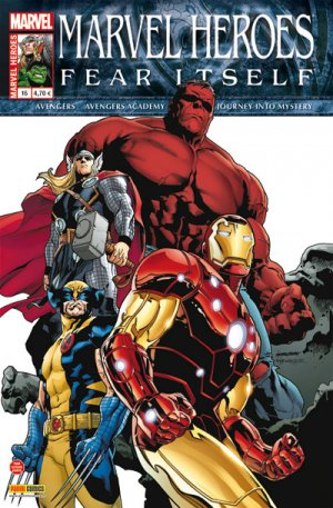 Marvel Heroes 16