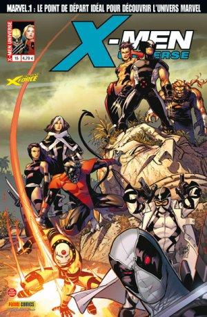 X-Men Universe # 15