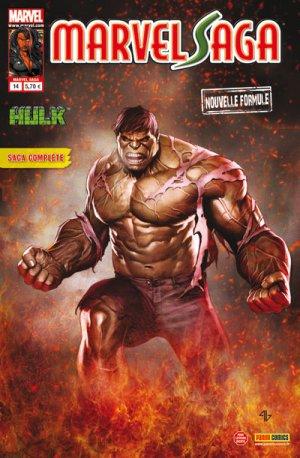 Marvel Saga #14