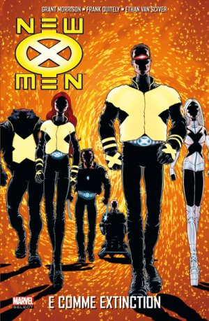 New X-Men # 1 TPB Softcover (souple)
