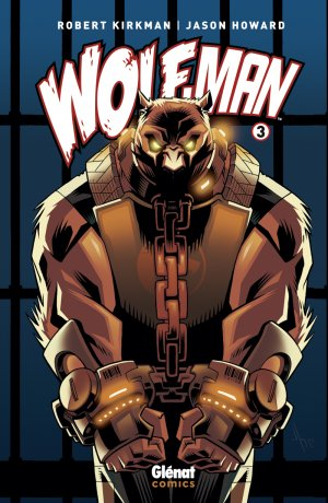 Wolf-Man T.3