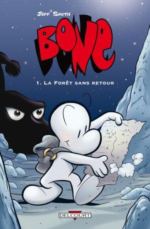 Bone édition Simple (version couleur) (2007 - 2010)