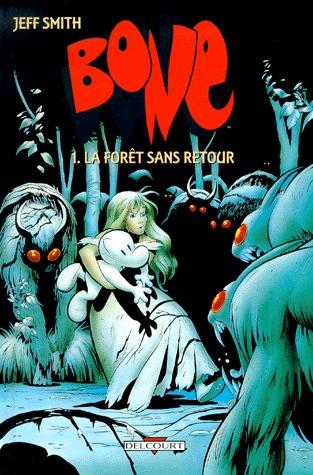 Bone édition Simple (1995 - 2005)