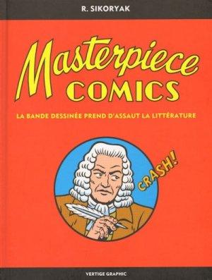 Masterpiece Comics édition Simple