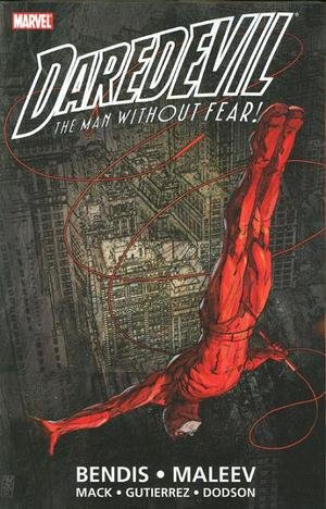 Daredevil # 1 TPB softcover (souple) - Issues V2 (by Bendis)