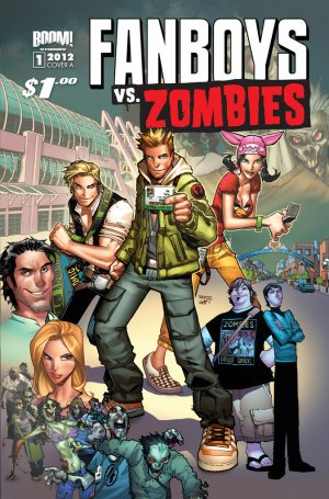 Fanboys vs Zombies édition Issues (2012 - 2013)