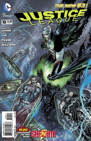 Justice League # 10 Issues V2 - New 52 (2011 - 2016)