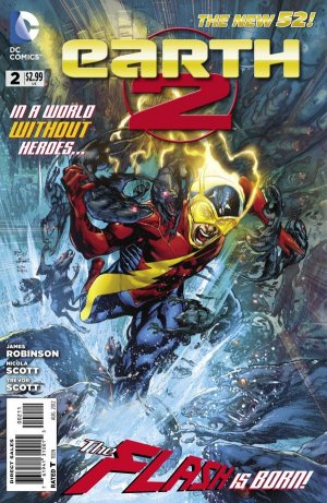 Earth Two # 2 Issues V1 (2012 - 2015)