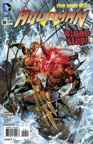 Aquaman # 10 Issues V7 (2011 - 2016) - The New 52