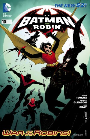Batman & Robin # 10