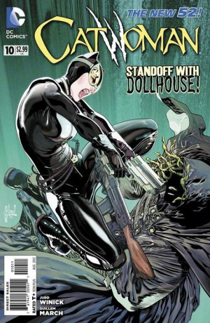 Catwoman # 10 Issues V4 (2011 - 2016)