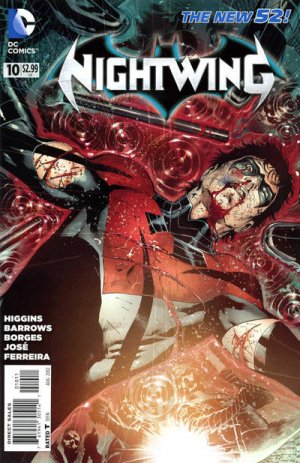 Nightwing # 10 Issues V3 (2011 - 2014) - The New 52
