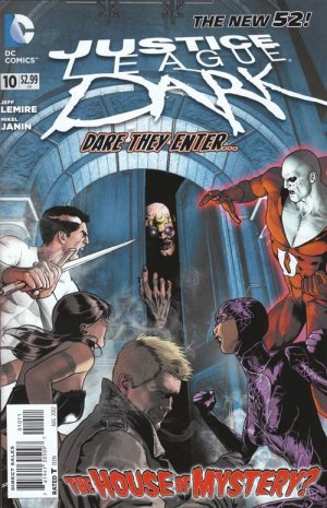Justice League Dark # 10 Issues V1 (2011 - 2015) - Reboot 2011