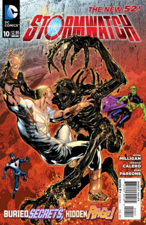 Stormwatch # 10 Issues V3 (2011 - 2014)