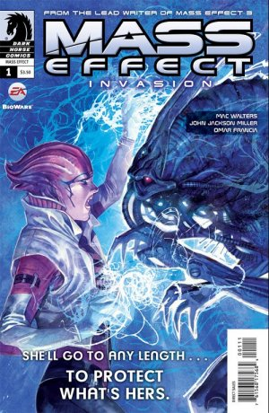 Mass effect - invasion édition Issues