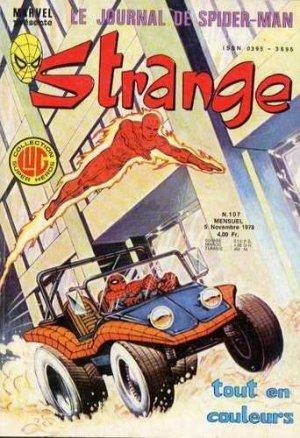 The Amazing Spider-Man # 107 Kiosque (1970 - 1988)