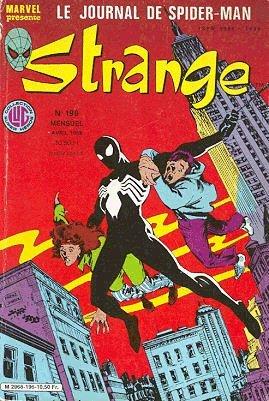 The Amazing Spider-Man # 196 Kiosque (1970 - 1988)