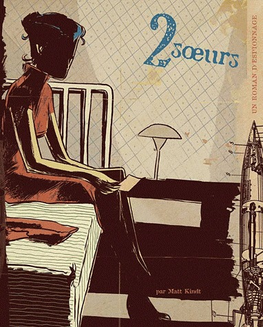 2 Soeurs, un Roman d'Espionnage édition Simple (2005)