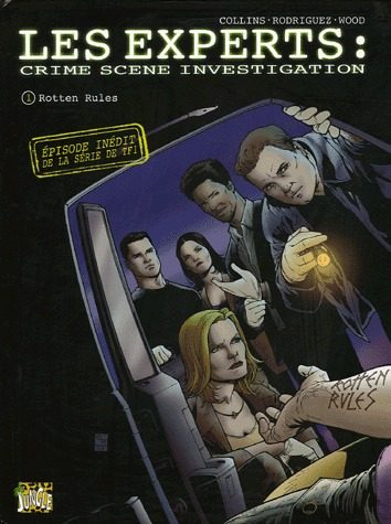 Les Experts - Crime Scene Investigation édition Simple