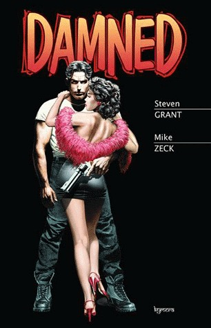 Damned édition TPB softcover (souple) (2005)