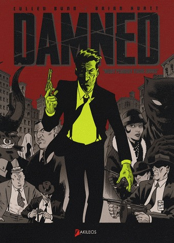 The Damned édition TPB Softcover