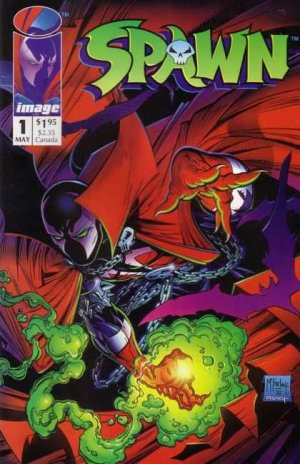 Spawn édition Issues (1992 - Ongoing)