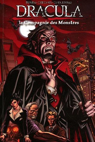 Dracula - La compagnie des monstres