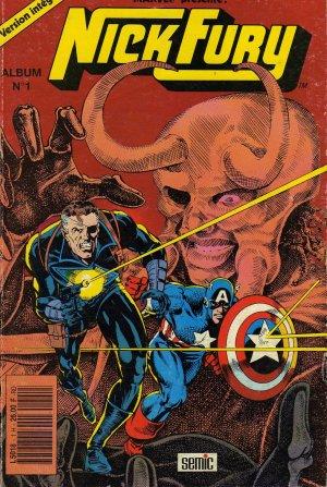 Nick Fury édition Reliure éditeur (1993)